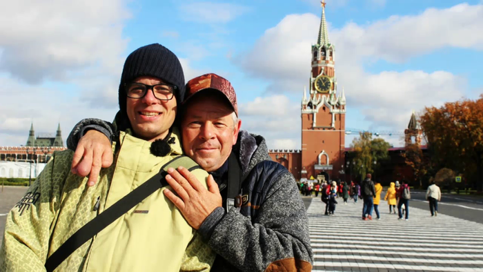 V7N Andrej a otec