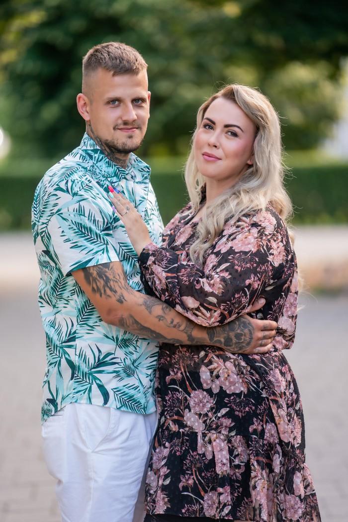 Dom snov - Veronika a Martin