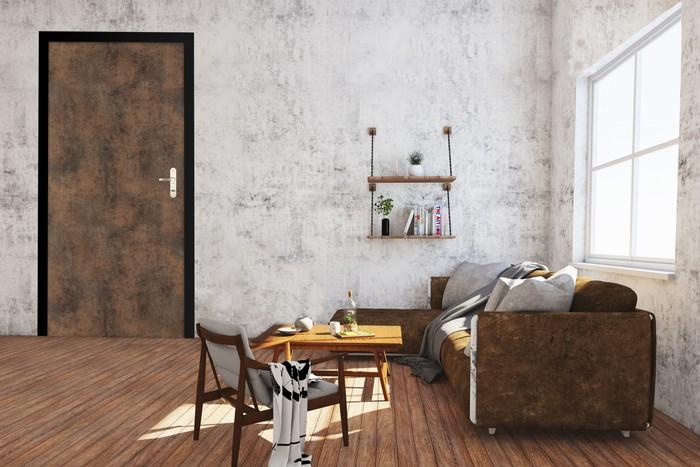 Nové bývanie-bezpečnostné dvere