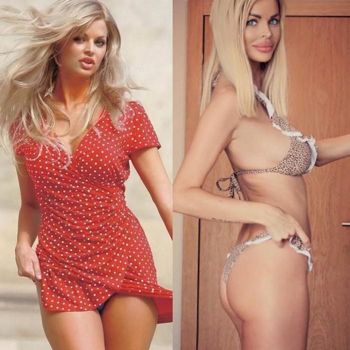 Silvia Kucherenko - kedysi 56kg a dnes 48kg