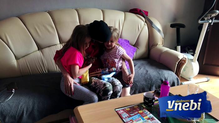 V7N - Radka a dcerky