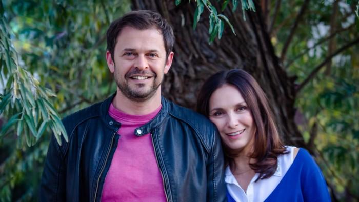 Alexander Bárta a Henrieta Mičkovicová