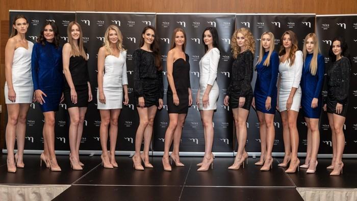 Finalistky Miss Slovensko 2021