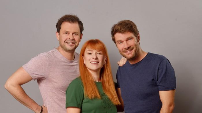 Nový život - Alexander Bárta, Helena Krajčiová a Milo Kráľ