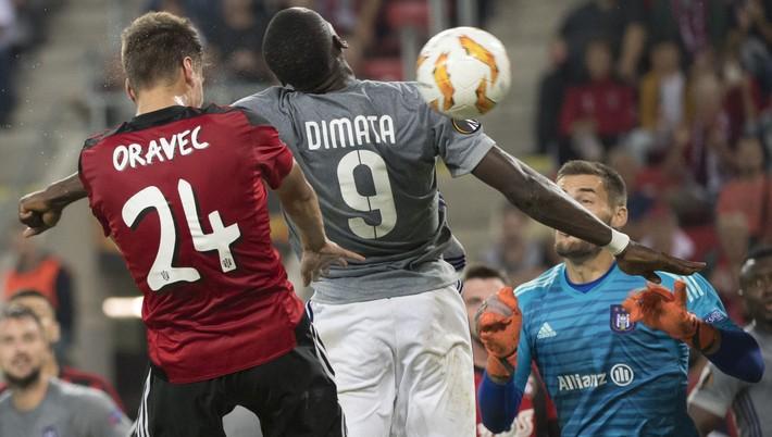 6f84e8c80b Futbalisti FC Spartak Trnava zvíťazili nad belgickým tímom RSC Anderlecht  Brusel 1 0 na domácom trávniku v úvodnom zápase D-skupiny Európskej ligy.