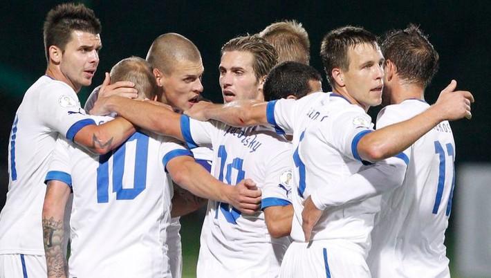 61f7d337c897a Slovensku patrí v novembrovom vydaní rebríčka krajín Medzinárodnej  futbalovej federácie (FIFA) 28. miesto (817 bodov). V porovnaní s  októbrovou edíciou ide ...
