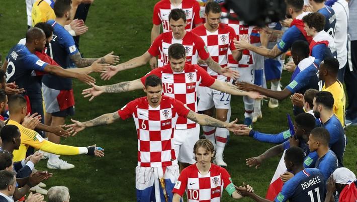 ca577d5f0 Ohlasy svetových médií na víťazstvo Francúzska vo finále XXI. futbalových  majstrovstiev sveta v Rusku, v ktorom zdolalo Chorvátsko 4:2.