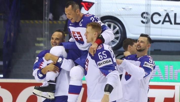 27339c8b81824 Slováci sa rozlúčili víťazstvom. Nájazdy proti Dánom rozhodol Laco ...