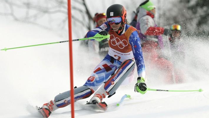 6959f5e5e Životný výsledok Vlhovej! Piata na olympiáde | Novinky | ZOH 2018 ...