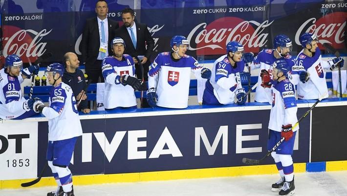 93cd6b655c19f Slovenská hokejová reprezentácia by sa na budúcoročných majstrovstvách  sveta vo Švajčiarsku mohla predstaviť v jednej skupine s úradujúcimi  vicemajstrami ...
