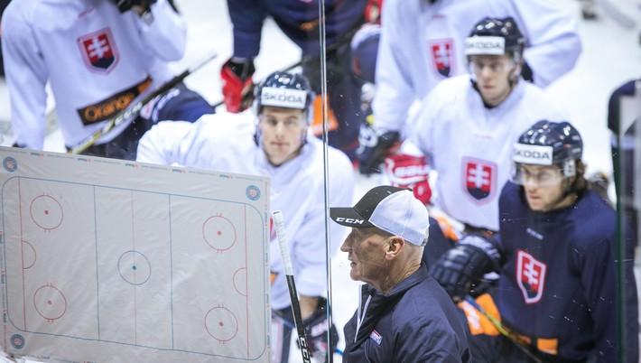 e0841b2d5 Slovenská hokejová reprezentácia má za sebou neúspešnú generálku na májové  majstrovstvá sveta v Dánsku. Zverenci Craiga Ramsayho v sobotu v Piešťanoch  ...