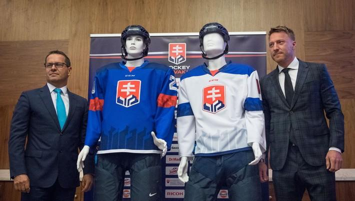 791f72d39983 Slovenský zväz ľadového hokeja (SZĽH) vo štvrtok odprezentoval nové logo