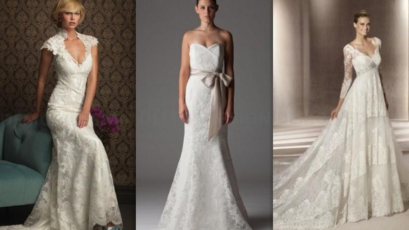 Svadobné šaty podľa typu postavy  Tu je návod 99462927256