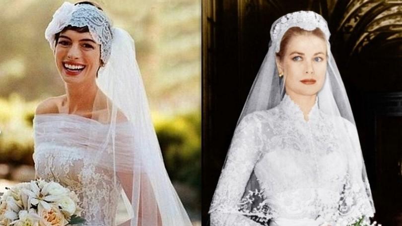 45985f4e9223 Najkrajšie celebritné nevesty v histórii  V ktorých svadobných šatách by  ste sa chceli vydávať vy