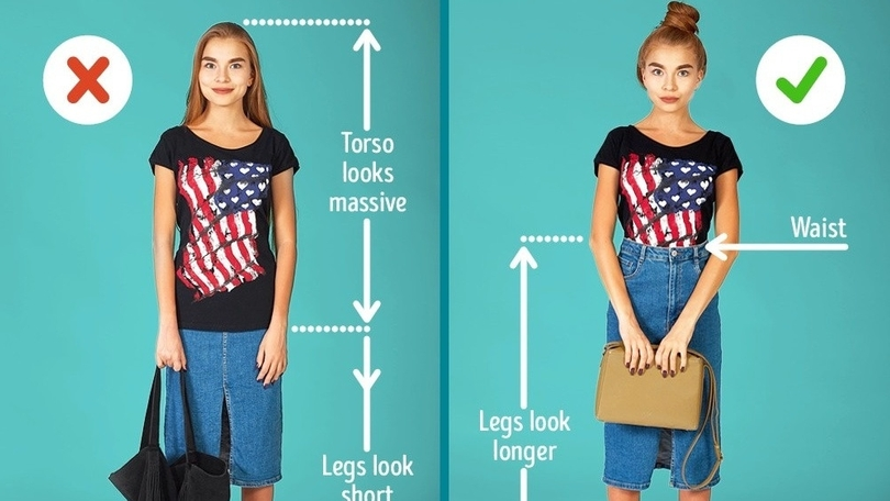 800858346eb 7 super tipov pre nízke ženy: Takto budete vyzerať vyššie a štíhlejšie