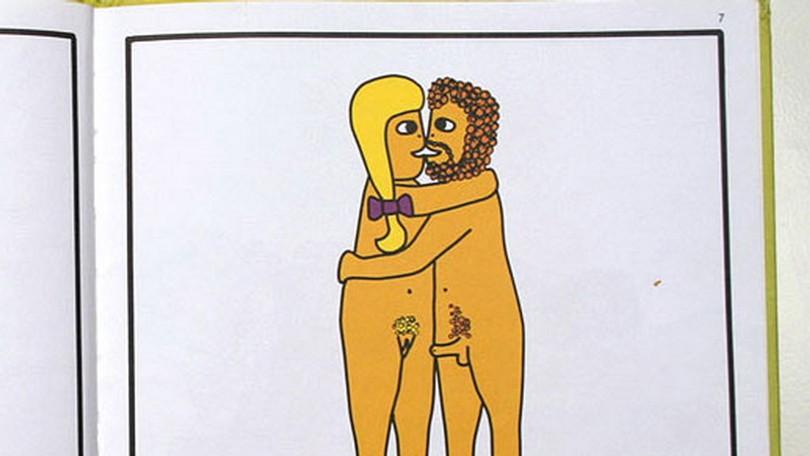 Animované videá Gay Sex
