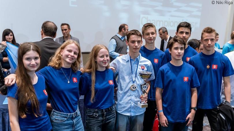 62c2750d41854 Historický úspech Slovenska: Majstrom sveta v šachu sa stal mladý Slovák