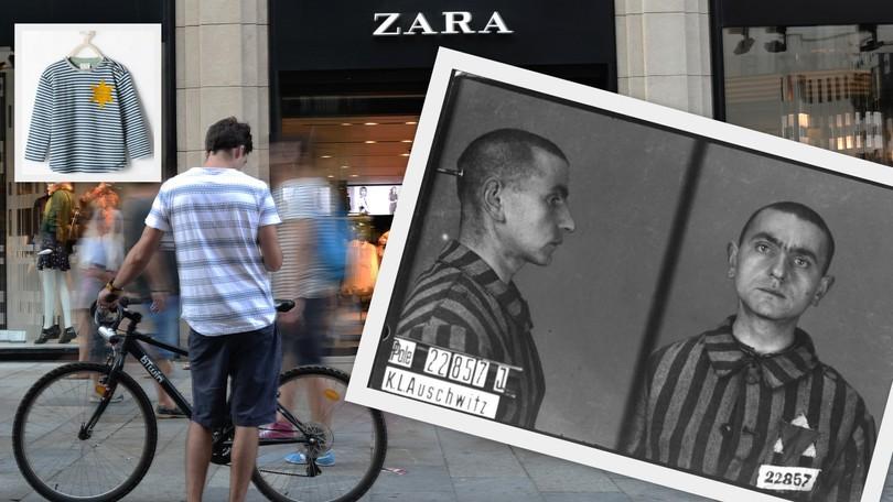 13c2a65126 Zara musela stiahnuť tričká z predaja