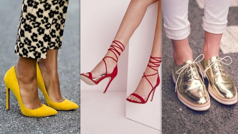 3d7847c5c042 Ako zladiť farbu topánok k oblečeniu  Pomôžu vám 3 jednoduché pravidlá