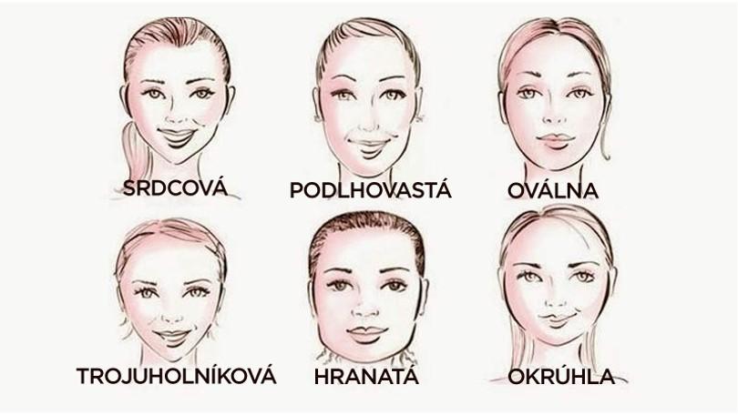 9720693e4 Aký účes vám pristane podľa typu vašej tváre? Vyberte si zo zoznamu ...