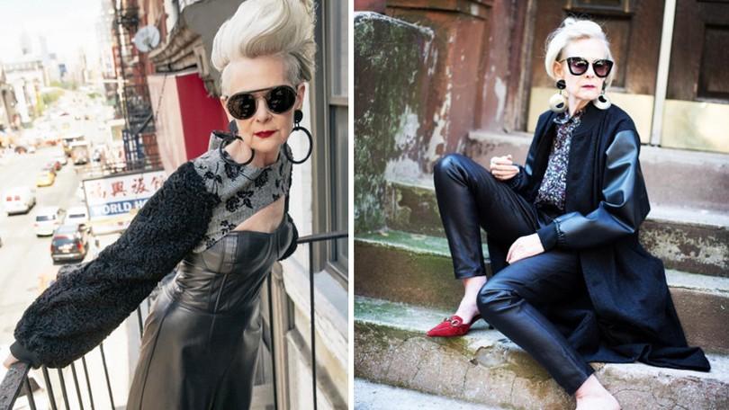 05aa448ee Móda nepozná vek: 10 fashion blogeriek po 50-tke, ktorým nechýba odvaha a