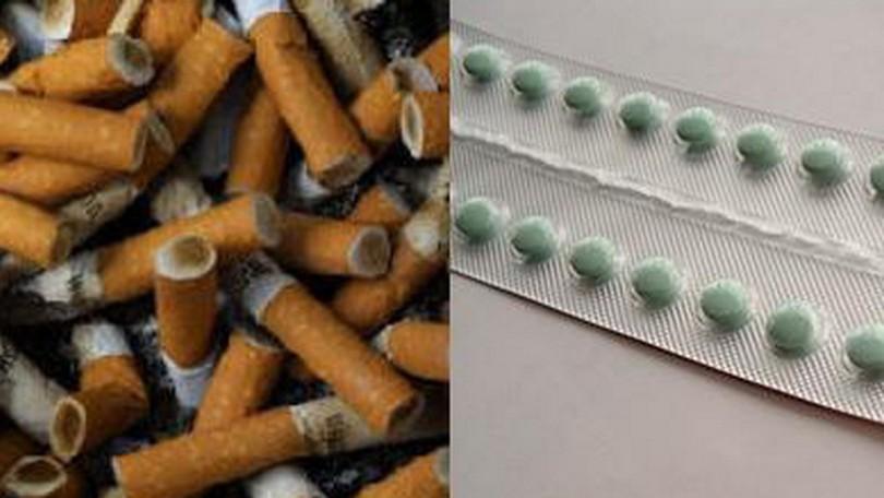 Tvrdé fajčenie