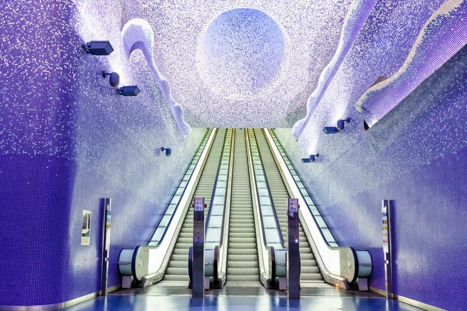 Najkrajšie stanice metra