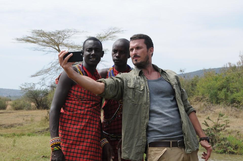 Nakrúcanie v Afrike 5