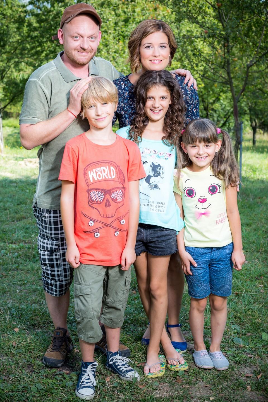Prázdniny - Jančichovci v prvej sérii