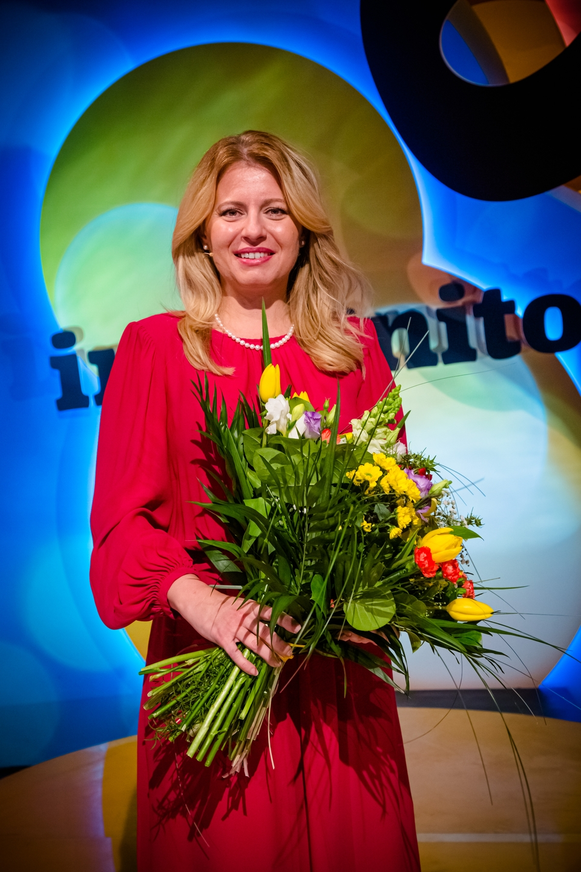 Inkognito - Zuzana Čaputová