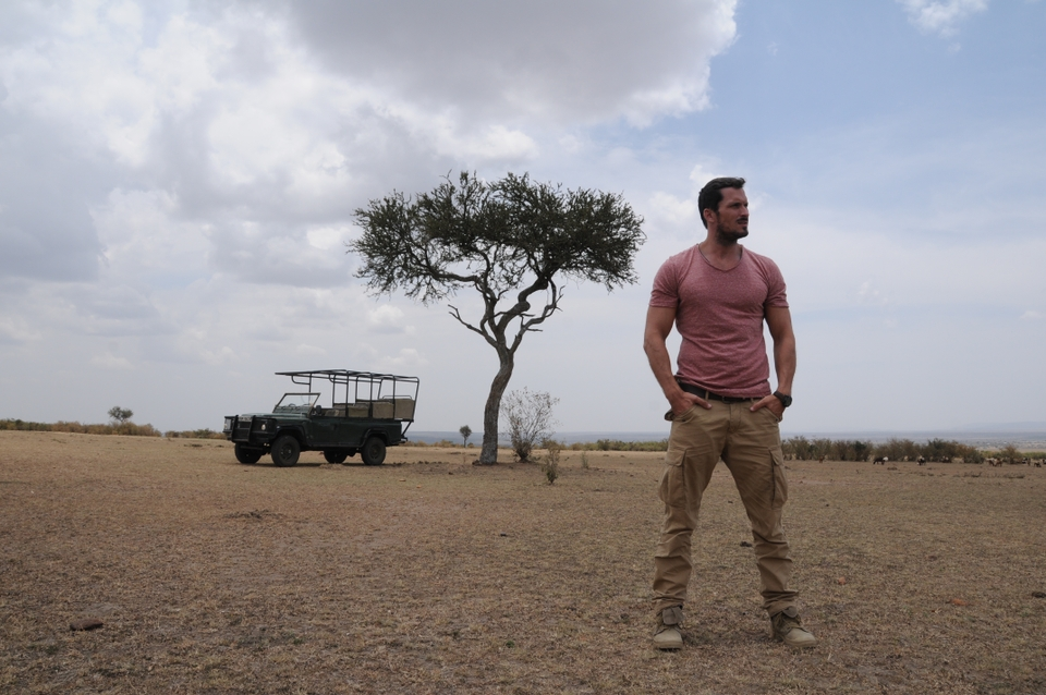 Nakrúcanie v Afrike 9