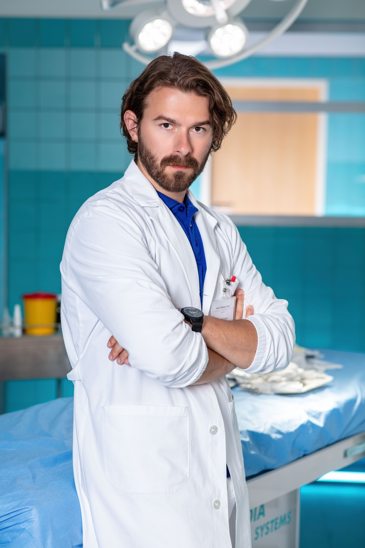 Richard Autner - MUDr. Roman Varga