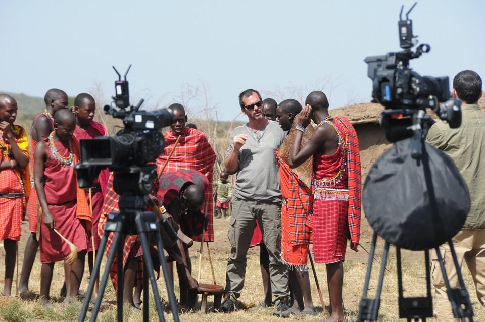 Nakrúcanie v Afrike 4
