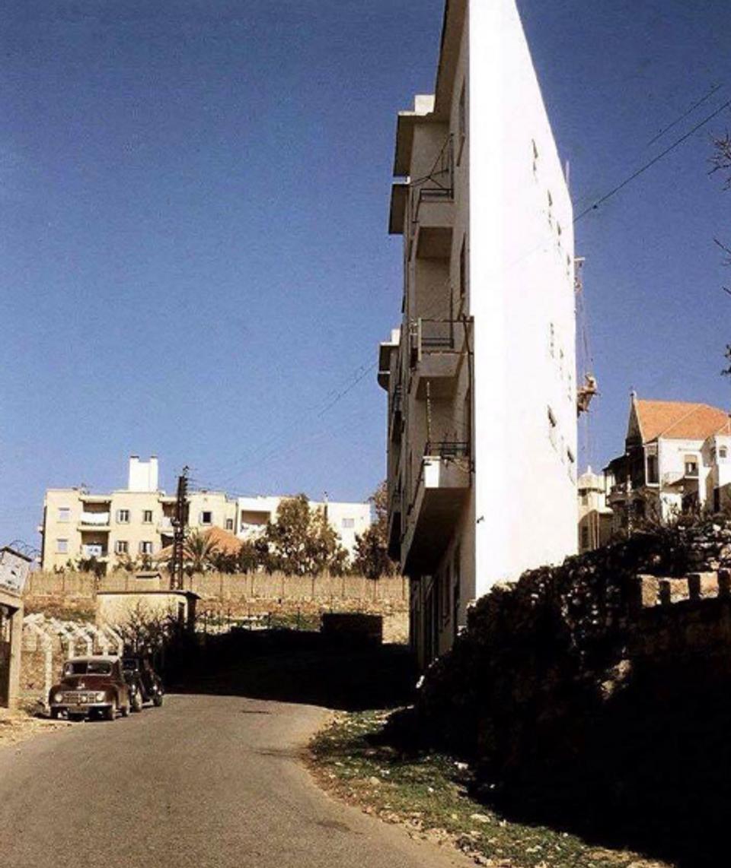 Najužšia budova v Bejrúte