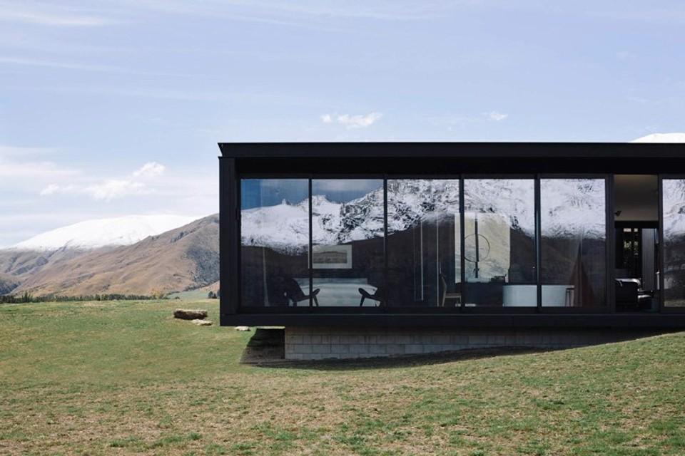 Magicky krásny novozélandský dom