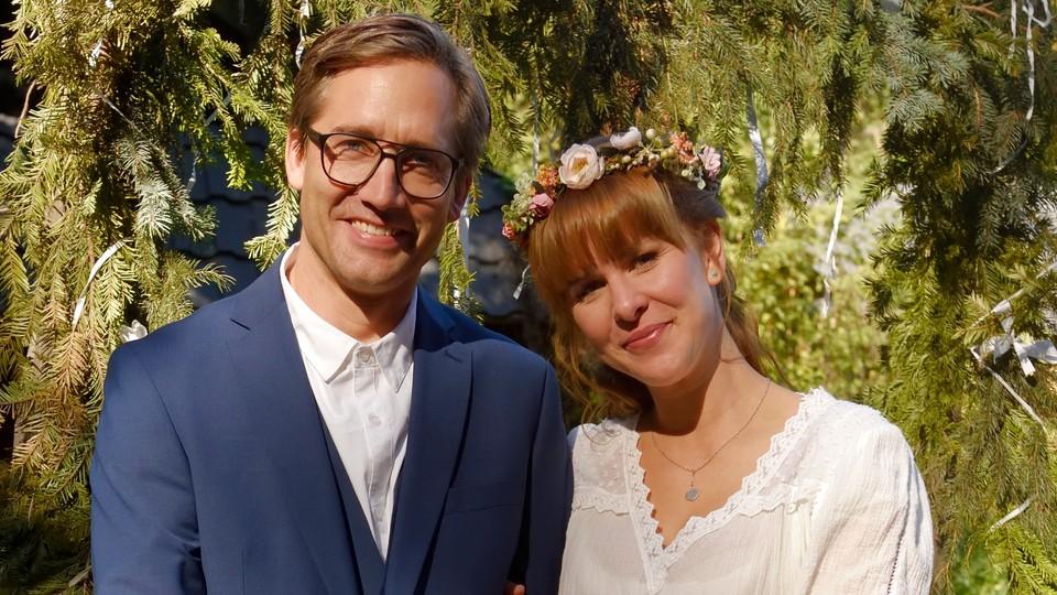 Som mama - Jiří Havelka a Kristína Tormová svadba