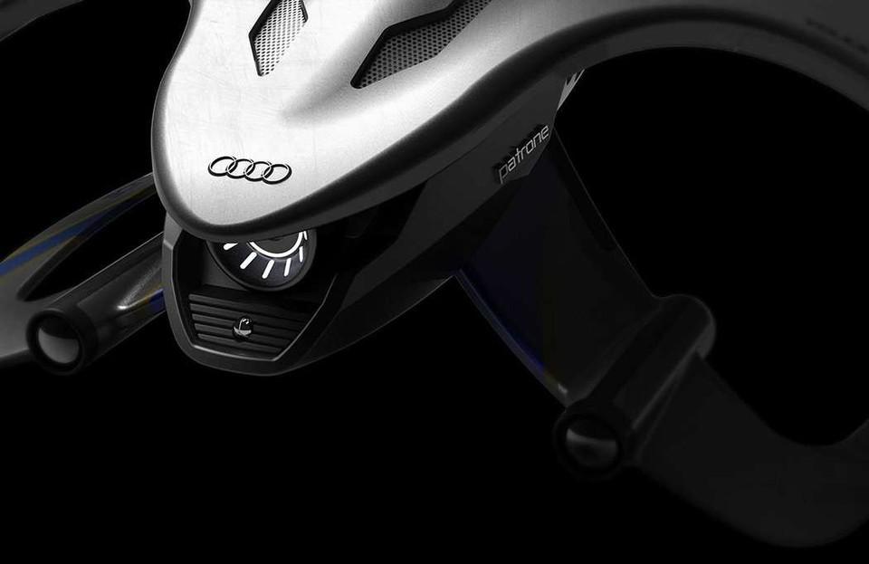 Audi Patrone | Policajný drón
