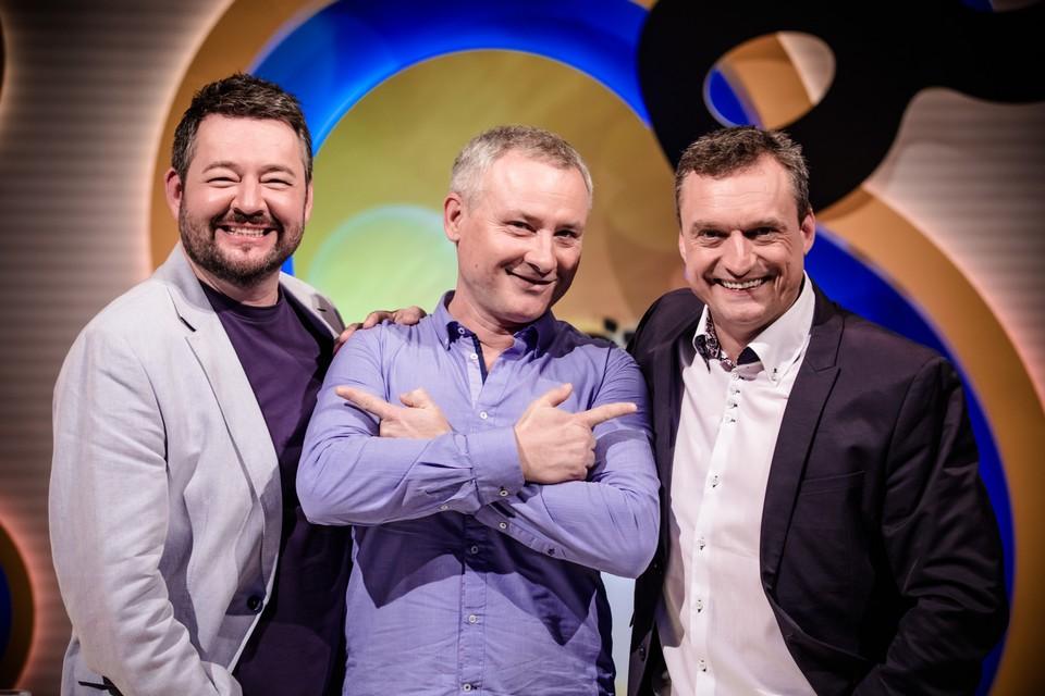 Inkognito - Mišo Hudák, Peter Batthyany a Marcel Forgáč