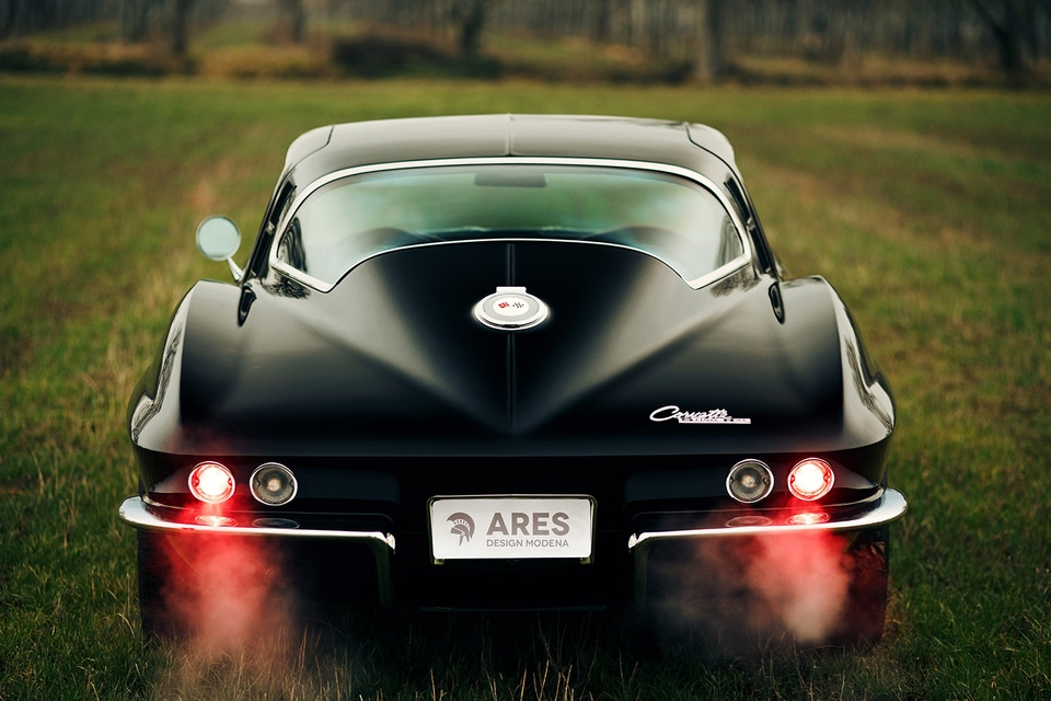 Ares Design pre Corvette Stingray