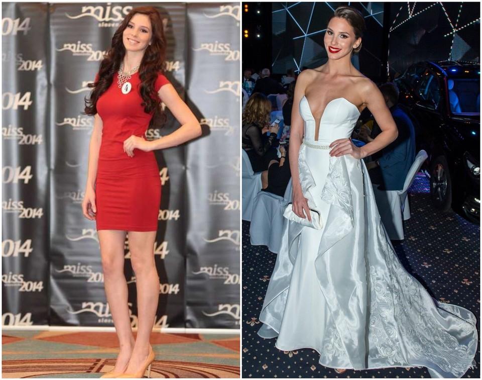 Miss Slovensko 2014 - Laura Longauerová