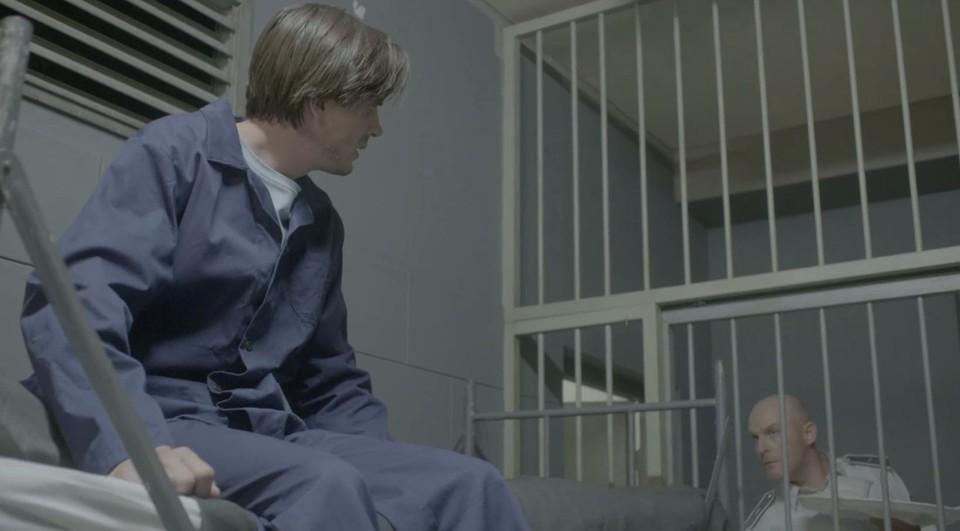 Andrej vo väzení