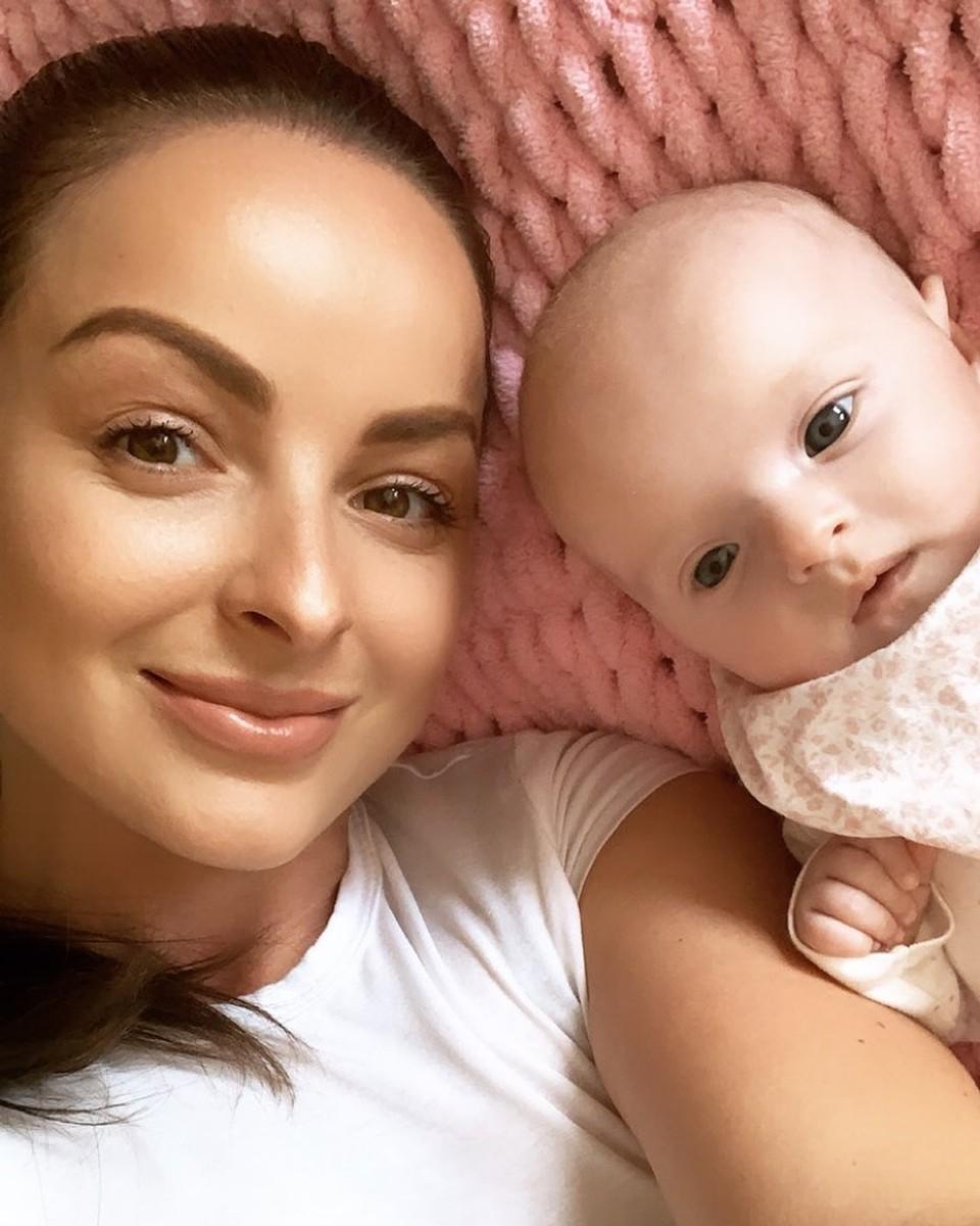 Daniela Nízlová a dcérka Linda