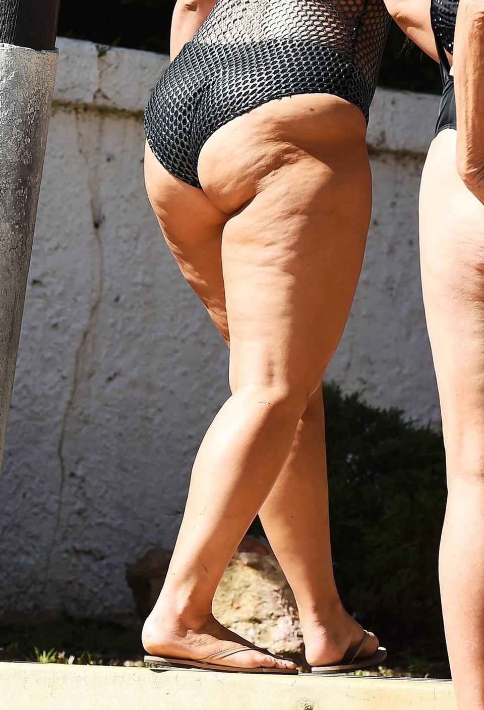 женские задницы с целлюлитом фотографии - 14