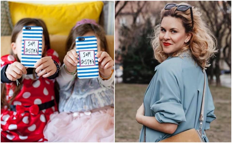Kristína Tormová a dvojičky