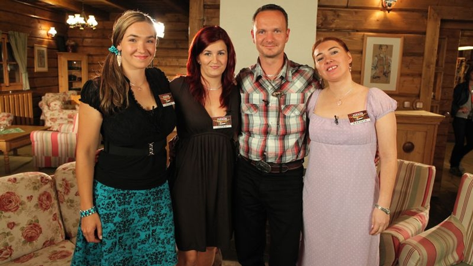 Miloš a jeho ženy