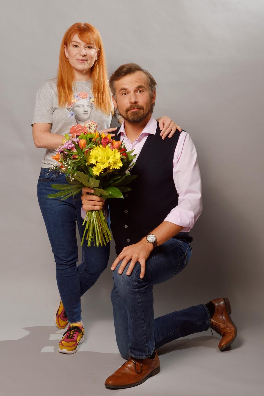 Nový život - Helena Krajčiová a Thomas Kamenár