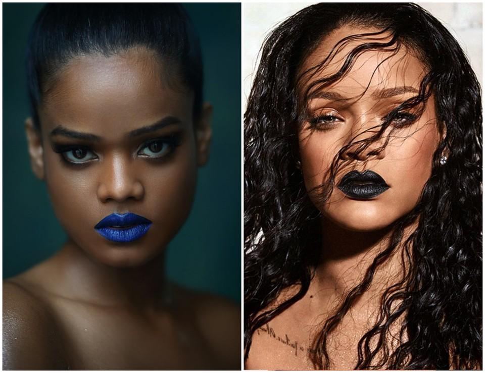 Rihanna a Keene Kujur