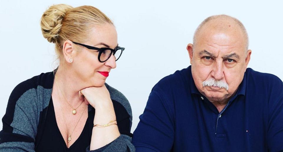 Andy a Wanda Adamik Hrycova