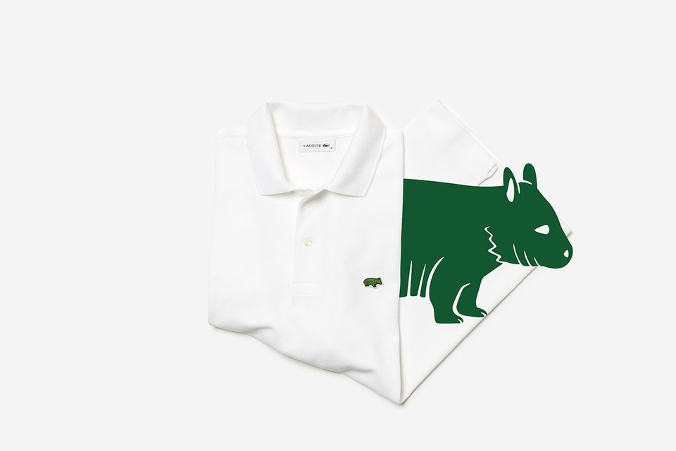 Lacoste | Save Our Species Polo