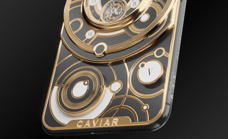 Caviar Grand Complications Tourbillon